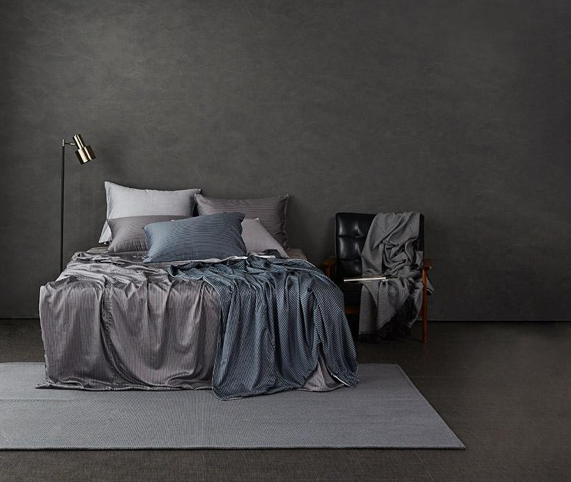 Modal Stripe Bedding (2color)