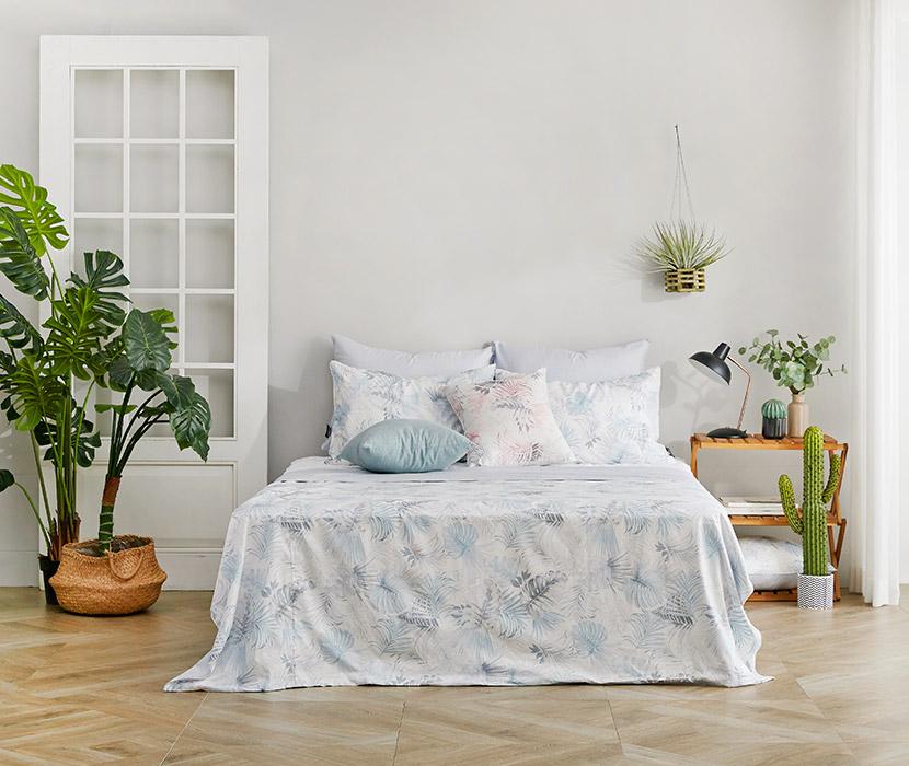 Tropical Cotton Bedding (2color)