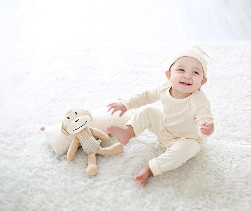 Organic Baby Monkey KIKI