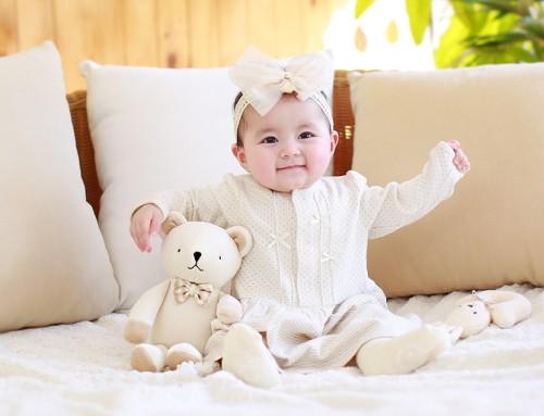 Organic Baby Bear BEBE